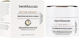 Парфюмерия и Козметика Възстановяващ крем за лице за много суха кожа - Bare Escentuals Bare Minerals Butter Drench Restorative Rich Cream