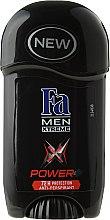 Стик дезодорант за мъже - Fa Men Xtreme Power+ — снимка N1