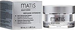 Парфюми, Парфюмерия, козметика Интензивен крем против стареене 60+ - Matis Reponse Intensive Resourcing Cream
