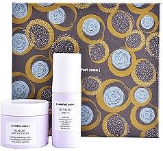 Парфюми, Парфюмерия, козметика Комплект за лице - Comfort Zone Remedy Set (крем/60ml + серум/30ml)