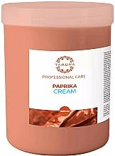 Парфюмерия и Козметика Масажен крем с паприка - Yamuna Professional Care Paprika Cream
