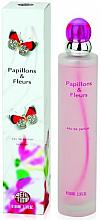 Парфюмерия и Козметика Real Time Papillons & Fleurs - Парфюмна вода