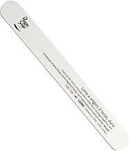 Парфюмерия и Козметика Двустранна пила за нокти, твърда 100/100, бяла - Peggy Sage 2-way Washable Hard Nail File