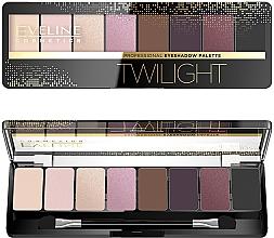 Парфюмерия и Козметика Палитра сенки за очи - Eveline Cosmetics Eyeshadow