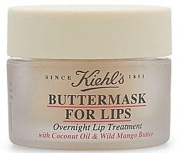 Парфюмерия и Козметика Нощна маска за устни - Kiehl's Buttermask for Lips