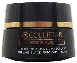 Парфюмерия и Козметика Крем за лице и шия - Collistar Nero Sublime Cream (тестер)