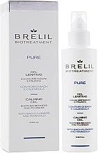 Парфюмерия и Козметика Успокояващ гел за скалп - Brelil Bio Traitement Pure Calming Gel