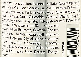 Хидратиращ шампоан с хиалуронова киселина - Alcina Hyaluron Shampoo — снимка N3