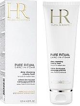 Парфюмерия и Козметика Дълбоко почистваща пяна за лице - Helena Rubinstein Pure Ritual Deep Cleansing Creamy Foam