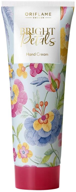 "Крем за ръце ""Пролетен букет"" - Oriflame Bright Petals Hand Cream"