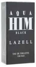 Парфюми, Парфюмерия, козметика Aqua Him Black - Тоалетна вода