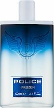 Парфюмерия и Козметика Police Frozen - Тоалетна вода