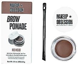 Парфюмерия и Козметика Помади за вежди - Makeup Obsession Brow Pomade
