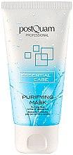 Парфюмерия и Козметика Почистваща маска за лице - PostQuam Essential Care Purifying Mask Normal/Sensible Skin