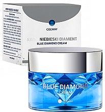 Парфюмерия и Козметика Крем за лице - Colway Blue Diamond Cream