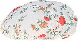 Парфюмерия и Козметика Шапка за баня, червени цветя, 9298 - Donegal Shower Cap