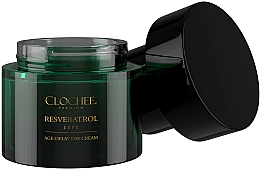 Парфюмерия и Козметика Дневен крем за лице против бръчки - Clochee Premium Age-Delay Day Cream (пълнител)