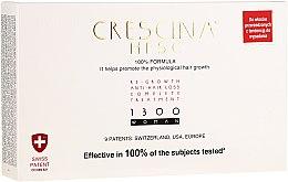 Парфюмерия и Козметика Възстановяваща терапия за растеж на косата за жени - Labo Crescina Re-Growth Anti-Hair Loss Complete Treatment 1300 Woman