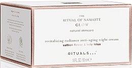 Парфюми, Парфюмерия, козметика Антистареещ нощен крем за лице - Rituals The Ritual Of Namaste Anti-Aging Night Cream