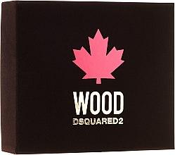 Парфюми, Парфюмерия, козметика Dsquared2 Wood Pour Homme - Комплект (тоал. вода/50ml + душ гел/50ml + афтър. балсам/50ml)