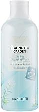 Парфюмерия и Козметика Почистваща вода с чаено дърво за лице - The Saem Healing Tea Garden Tea Tree Cleansing Water