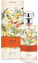 Парфюмерия и Козметика Saphir Parfums Flowers de Saphir Ambar & Muguet - Парфюмна вода