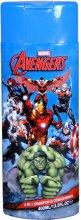 Парфюмерия и Козметика Детски шампоан и балсам за коса 2в1 - Corsair Marvel Avengers 2in1 Shampoo&Conditioner