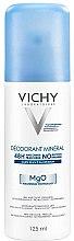 Парфюмерия и Козметика Минерален спрей дезодорант - Vichy Mineral Deodorant Spray 48H Sensitive Skin