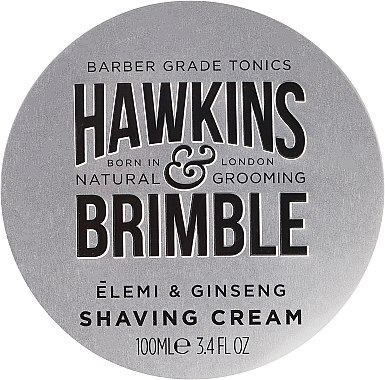 Крем след бръснене - Hawkins & Brimble Elemi & Ginseng Shaving Cream — снимка N1