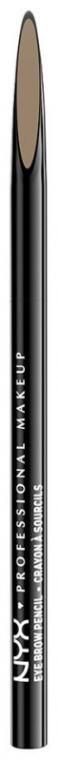 Молив за вежди - NYX Professional Makeup Precision Brow Pencil