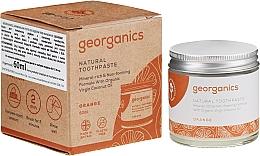 Парфюмерия и Козметика Детска натурална паста за зъби - Georganics Red Mandarin Natural Toothpaste