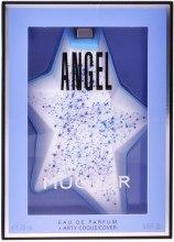 Парфюми, Парфюмерия, козметика Thierry Mugler Angel Refillable Arty Case - Парфюма вода