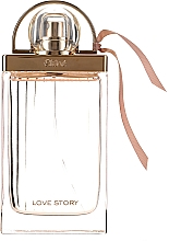 Парфюмерия и Козметика Chloe Love Story - Тоалетна вода (тестер с капачка)
