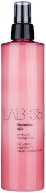 Нежно мляко за подхранване на суха и увредена коса - Kallos Cosmetics Lab35 Restorative Milk