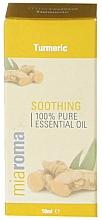 "Парфюмерия и Козметика Етерично масло ""Куркума"" - Holland & Barrett Miaroma Turmeric Pure Essential Oil"