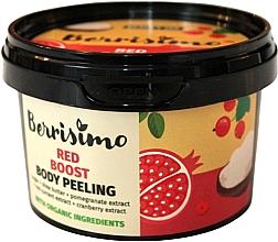 Парфюмерия и Козметика Пилинг за тяло - Berrisimo Red Boost Body Peeling
