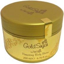 Парфюмерия и Козметика Масло за тяло - Aquolina Gold Sugar
