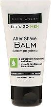 Парфюмерия и Козметика Балсам за след бръснене - Hean Men's Atelier After Shave Balm