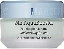 Парфюмерия и Козметика Хидратиращ крем за нормална кожа 24 ч. - Marbert 24h AquaBooster Moisturizer Normal Skin
