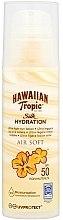 Парфюмерия и Козметика Слънцезащитен лосион за тяло - Hawaiian Tropic Silk Hydration Air Soft Lotion SPF 50