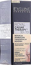 Парфюми, Парфюмерия, козметика Изглаждащ крем за околоочна зона - Eveline Cosmetics Royal Caviar Therapy Eye Cream