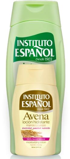 Комплект балсами за тяло - Instituto Espanol Aloe Vera & Avena Set (b/balm/500ml + b/balm/100ml) — снимка N1