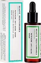 Парфюмерия и Козметика Пептиден подмладяващ серум за лице - Beaute Mediterranea Matrikine Anti-aging Serum