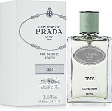Парфюмерия и Козметика Prada Milano Infusion D'Iris (2015) - Парфюмна вода (тестер)