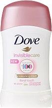 Парфюми, Парфюмерия, козметика Стик против изпотяване - Dove Invisible Care Floral Touch Deodorant Stick