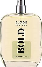 Парфюмерия и Козметика Elode Bold - Тоалетна вода (тестер без капачка)