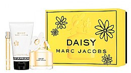 Парфюмерия и Козметика Marc Jacobs Daisy - Комплект (edt/100ml + edt/10ml + b/lot/150ml)