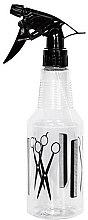 Парфюмерия и Козметика Спрей бутилка 00173, 500 ml, прозрачна - Ronney Professional Spray Bottle 173