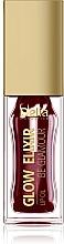 Парфюмерия и Козметика Масло за устни - Delia Be Glamour Glow Elixir Lip Oil