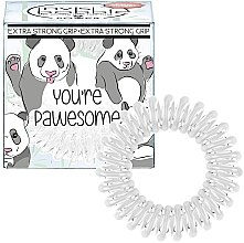 Парфюми, Парфюмерия, козметика Ластик за коса - Invisibobble Power You're Pawesome
